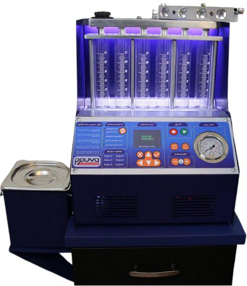 دستگاه شستشوی سوزن انژکتور